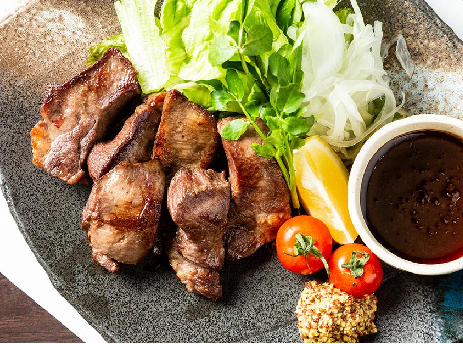 肉料理【牛肉・大山地鶏】